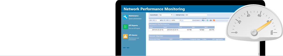 mobile network performance monitoring